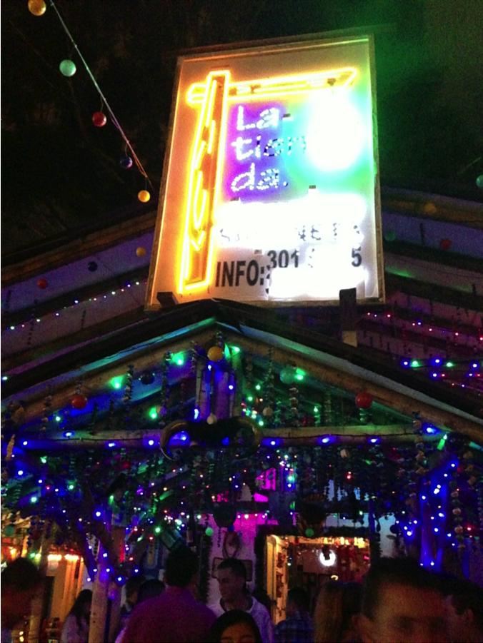 la tienda in sabaneta
