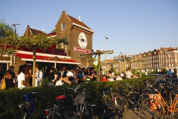 The Brouwerij 't Ij